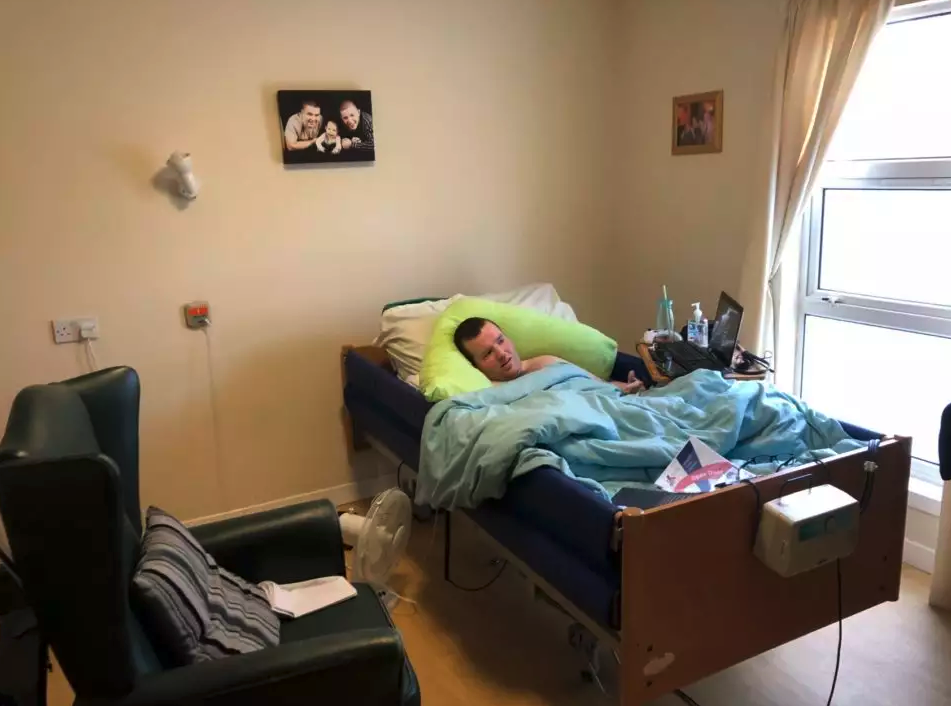 22-year-old Scottish man stuck in care home for nine months due to lack of accessible housing